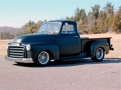 1948 GMC Five Window Pickup 454ci