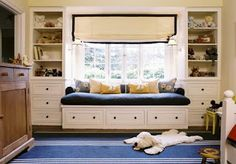Chelsea Lane & Co.: Built-in Daybed
