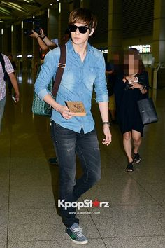 CNBLUE Leaving for Guangzhou, China - Sep 4, 2013