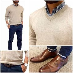 I like this entire outfit. The look is what I'm looking for, for a business casual look. The post I like this entire outfit. The look is what I'm looking for, for a business casual look. appeared first on Woman Casual. What Is Business Attire, Business Casual Men, Men Casual, Casual Winter, Business Fashion, Mens Fashion Sweaters, Mens Fashion Suits, Casual Sweaters, Fashion Outfits