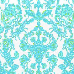 Lilly Pulitzer Summer '13- Gold Digger Print