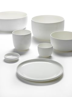 Piet Boon Styling by Karin Meyn | White tableware from Piet Boon for Serax.