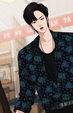 The Secret Of Angel | True Beauty | Webtoon | Seojun Han | Jukyung Lim | Suho Lee | Linewebtoon | Wallpaper | seojun | suho | jukyung