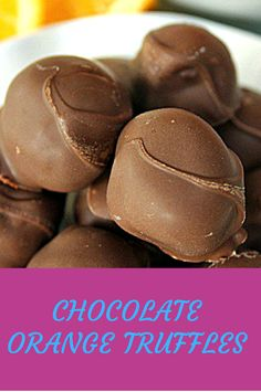 Hot chocolate in the West Indies - Clean Eating Snacks Chocolate Candy Recipes, Bakers Chocolate, Chocolate Chips, Chocolate Orange Truffles Recipe, Coconut Chocolate, Orange Recipes, Sweet Recipes, Cake Recipes, Dessert Recipes