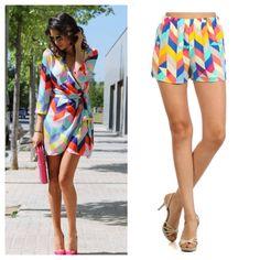 Look alike shorts $40 katybelle.com