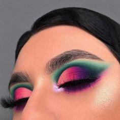 Makeup Eye Looks, Eye Makeup Art, Smokey Eye Makeup, Cute Makeup, Eyeshadow Makeup, Makeup Tips, Makeup Inspo, Makeup Hacks, Eyeshadows