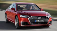 New Audi S8 To Feature Twin-Turbo Porsche Powertrains