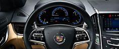 2014 Cadillac ATS Steering Wheel