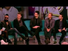 ▶ Backstreet Boys Interview on The View 12/12/13 - YouTube