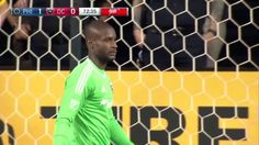 #MLS  SAVE: Bill Hamid gets fingertips to a spinning shot from Sapong