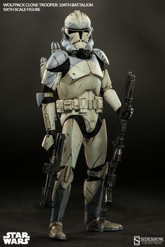 Star Wars - Wolfpack Clone Trooper