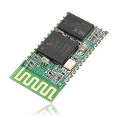 [US$22.69] 5Pcs RS232 TTL HC-06 Wireless Bluetooth RF Transceiver Serial Module For Arduino  #5pcs #arduino #bluetooth #hc06 #module #rs232 #serial #transceiver #wireless
