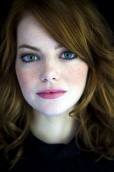 Emma Stone - Ultimate favorite actress.