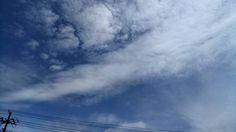 今日も暑すぎる一日 #イマソラ