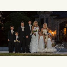 Tracy and Justin at the Alabama Wedding Venue, The Sterling Castle - Photo Fourty Two