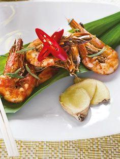 Γαρίδες με ένα πικάντικο τουίστ | Συνταγές, Ψάρια & Θαλασσινά | Athena's Recipes