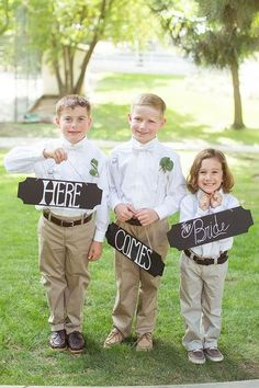 52 Cutest Ring Bearer Looks That Admire | HappyWedd.com