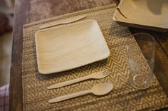 Square Plate Palm Leaf Plates, Square Plates, Beautiful Textures, Plate Sets, Compost, Biodegradable Products, Eco Friendly, Leaves, Handmade