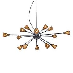 Stellar Multi Light Pendant by ET2