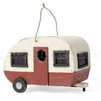 Cute vintage camper but not as cute as the one @Jessica O'Donnel Barney got :)