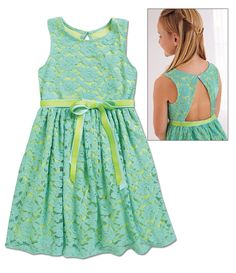 lace dress - Ava would love - CWD kids