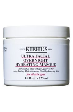 Kiehl's Since 1851 Ultra Facial Overnight Hydrating Masque available at #Nordstrom