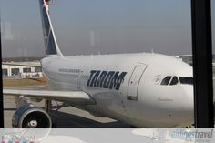 Airbus A310 TAROM Airline Travel, Aircraft, Europe, Vehicles, Aviation, Rolling Stock, Airplanes, Vehicle, Airplane