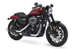 Harley-Davidson Roadster studio 3/4 view
