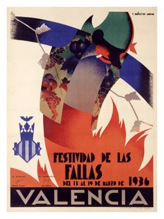 #ArturoBallester   Festividad de las Fallas de Valencia de Arturo Ballester :: PicassoMio