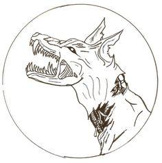 Biomech Hellhound by Kimerawolf on deviantART Hellhound Tattoo, Tattoo Drawings, Tattoos, Moose Art, Deviantart, Animals, Tatuajes, Animaux, Tattoo