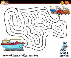Funny mazes for kids printable Maze Games For Kids, Puzzles For Kids, Activities For Kids, Mazes For Kids Printable, Timetable Template, School Timetable, Maze Puzzles, Fine Motor Skills, Online Games