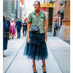 ✨New York street style by always fab #jennalyons !!! ✨