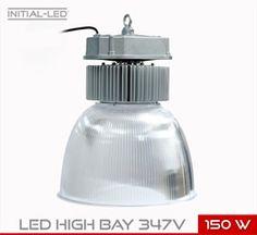 LED HIGH BAY 150W 347V EQUIVALENT 600W METAL HALIDE