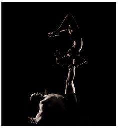 Acro Yoga, Acrobatic Yoga, Yoga