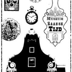 Een stukje van #MuseumZaanseTijd stempel #Stampions