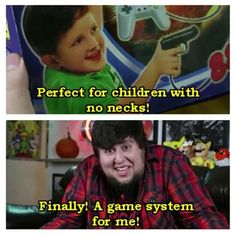 #13: my pinner's choice is someone I'm really into lately, Jontron. He's a YouTuber who makes commentaries over video games and movies. He's really funny and I find his sense of humour is really similar to mine. I always watch two or three of his videos before I go to sleep at night because I'm currently obsessed. He's also best friends with my favourite YouTubers. He's really popular and I hope he continues to become more known because his comedy is my favourite.