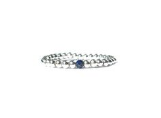 stretch ring sterling silver lapis lazuli gemstone for women / One Ring, Stackable Rings, Simple Jewelry, Lapis Lazuli, Gemstone Beads, Sterling Silver Rings, Rose Gold, Gemstones, Etsy