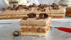 Creme Caramel, Sweet Desserts, Tiramisu, Cooking, Ethnic Recipes, Food, Cakes, Cream, Meal