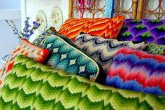 Delicadezas en crochet Gabriela: Patrones bordados