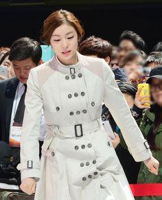 모든 크기 | Queen YUNA KIM, via Flickr. #김연아 #YunaKIM