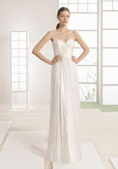 Soft by Rosa Clará Walkina Wedding Dress photo