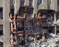 Barcley-Vesey Telephone Building, NYC - Ralph Walker, Architect - after 9/11