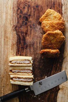 Katsu Sando – Tonkatsu Sandwich