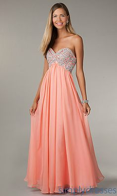 JO-JVN-JVN79222 - Jeweled Strapless Empire-Waist JVN by Jovani ...