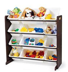 Organizador Chocolate - Casa Kinder