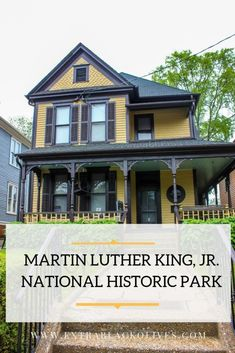 Be sure to stop by the Martin Luther King, Jr National Historic Park in Atlanta. See where he grew up and pay your respects at the King Mausoleum. Federal Parks, Georgia Beaches, History Education, Beautiful Sites, King Jr, Martin Luther King, Travel Goals, Historical Sites, Olives