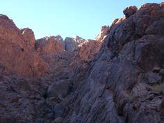 My Pilgrimage to Mt Sinai