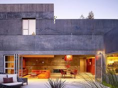 House 6 modern custom home in California by Cheng Design