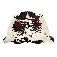 Tricolor Brazilian Cowhide Rug Cow Hide Skin Leather Area... https://www.amazon.com/dp/B00OED7IE0/ref=cm_sw_r_pi_dp_x_E4SjybJTZX499