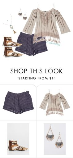 shorts weather! by maurices on Polyvore featuring maurices